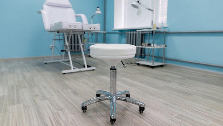 rolling stool