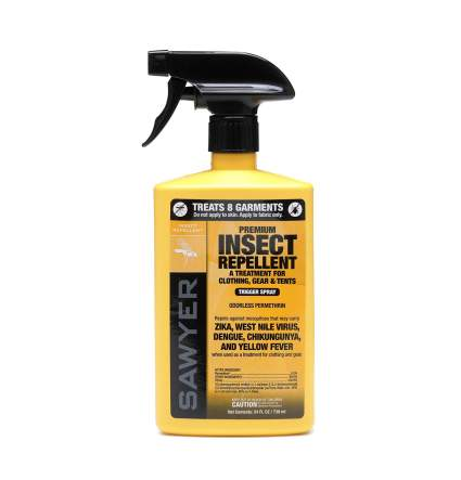 Sawyer Products Premium Permethrin Clothing Treatment Insect Repellent