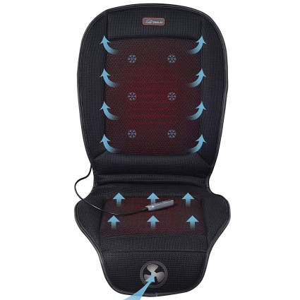 Seat Cushion With 3 Levels Cooling and 2 Levels Heating