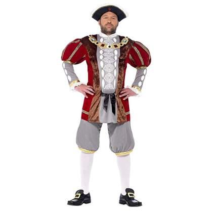 hennry XIII pantaloon costume