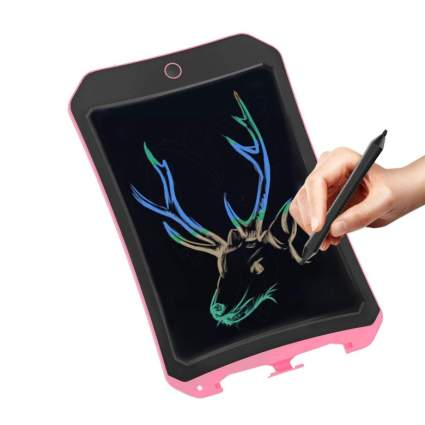 Spring& Colorful LCD Writing Tablet
