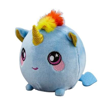 Squeezamals, Beatrice Unicorn - Relaxing Super-Squishy Foam Stuffed Animal!