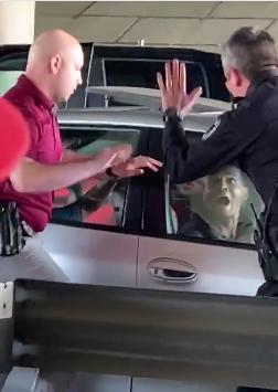 St Ann MO police arrest
