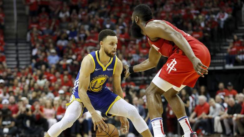 Golden State Warriors nba playoff schedule next game dates