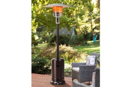 Sunjoy Lawrence Floor-Standing Patio Heater