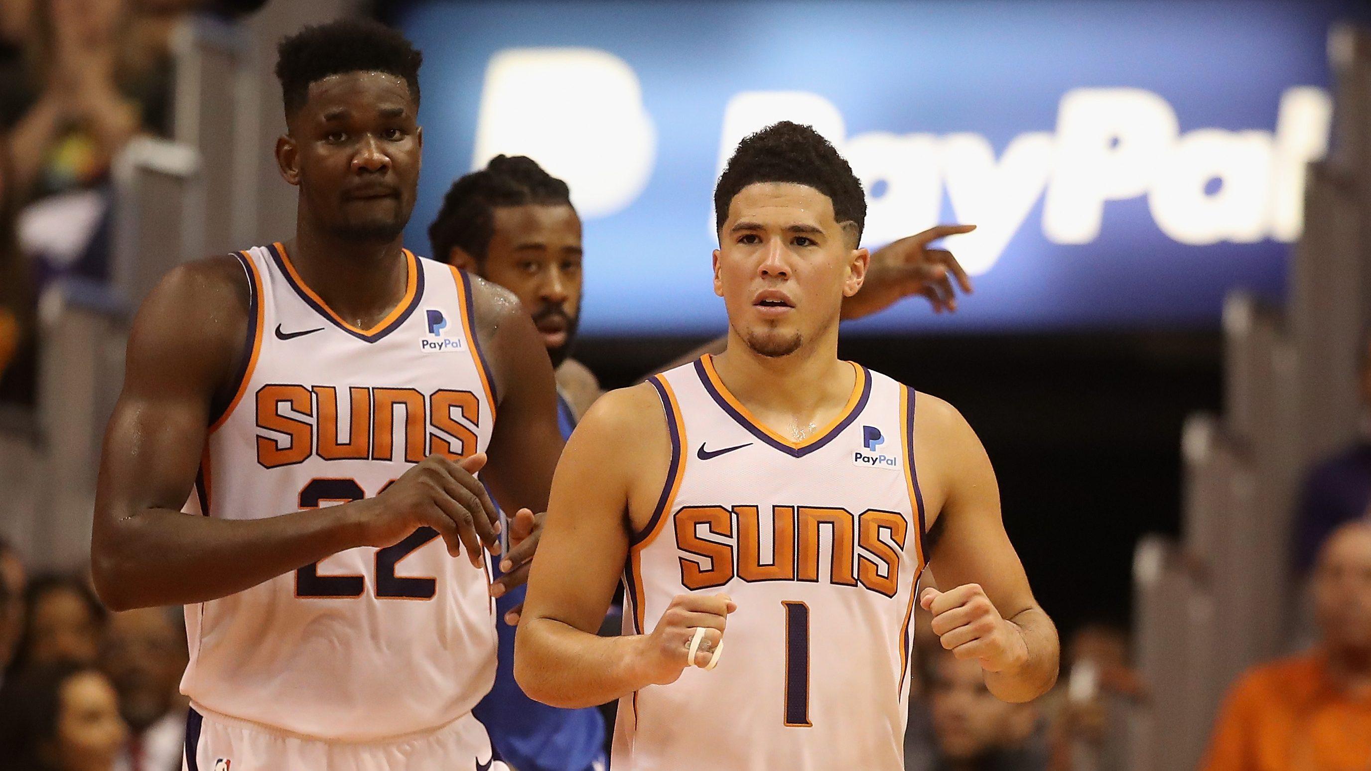 Phoenix Suns NBA Draft Lottery Results
