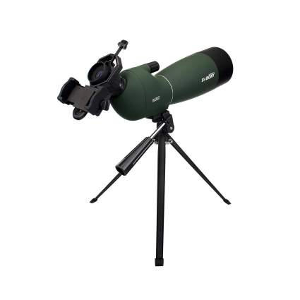 SVBONY SV28 Spotting Scope with Tripod
