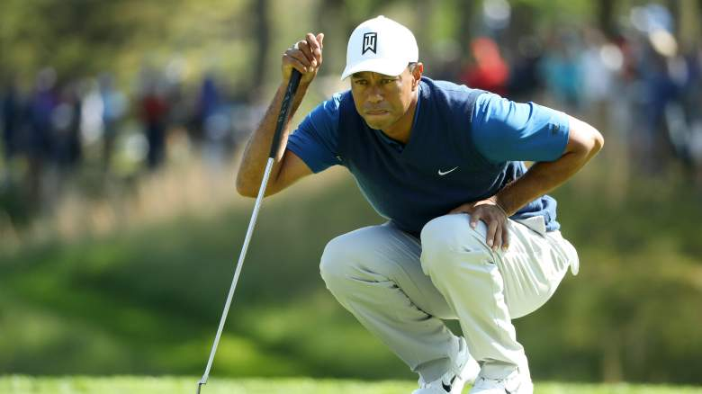 PGA Championship projected cut line number