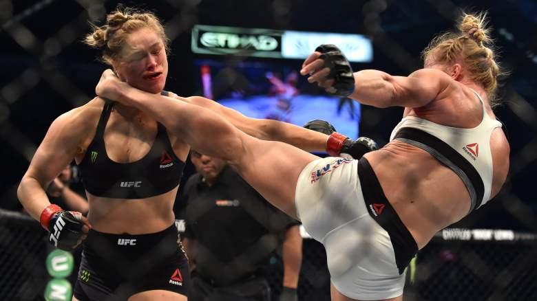 5 Best UFC Women's Championship Fights