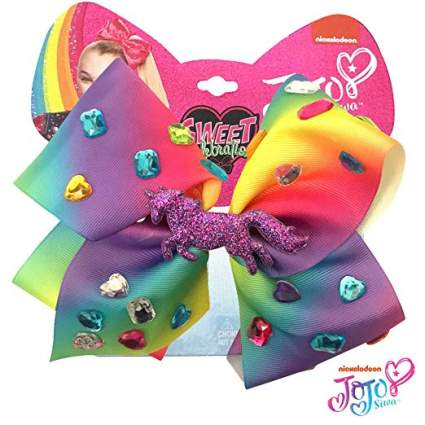 unicorn jojo bow