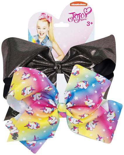 unicorn jojo bows