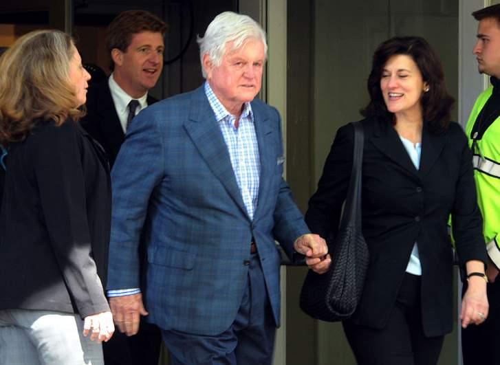 Vicki Kennedy Ted Kennedy's Wif