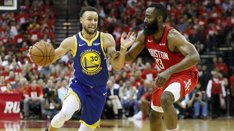 Golden State Warriors v Houston Rockets Regular Season Series