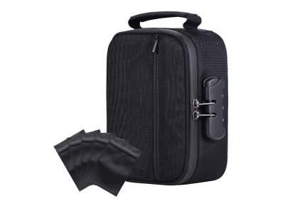 Waterproof mini bong bag