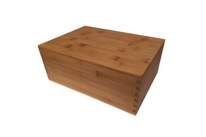 weed box made of bamboo