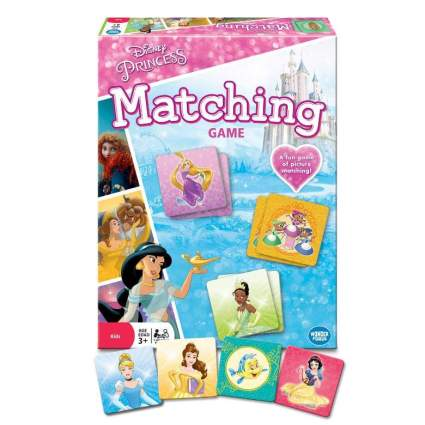 Wonder Forge Disney Princess Matching Game