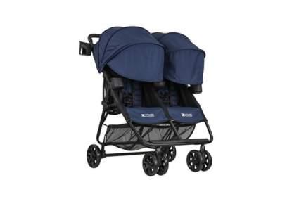 ZOE XL2 Lightweight Twin Stroller
