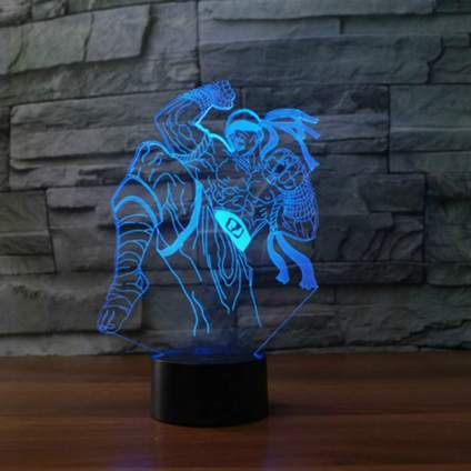 3D Projection Lamp — Lee Sin