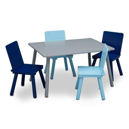 Delta Children Kids Chair Set and Table