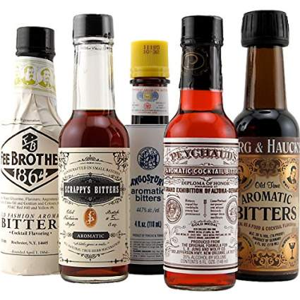 Aromatic Cocktail Bitters Collection