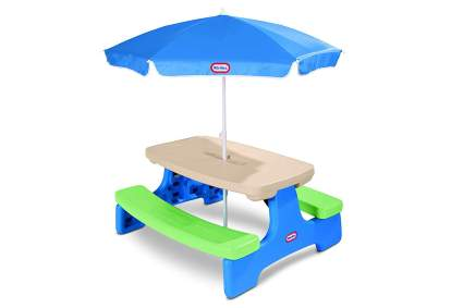 Little Tikes Easy Store Picnic Table