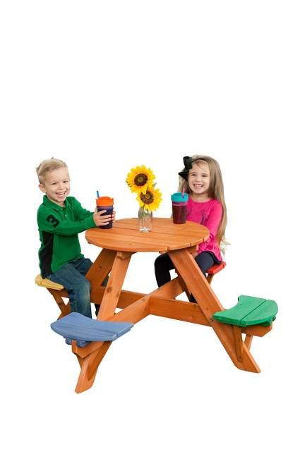 Creative Cedar Designs Childrens Wooden Picnic Table
