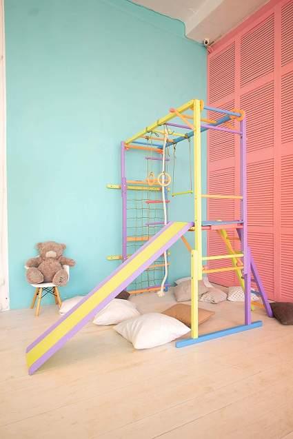 EZPlay Koala Indoor Jungle Gym