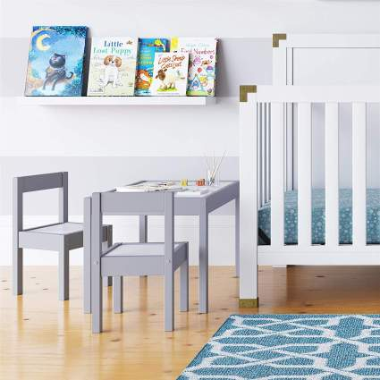 Baby Relax Hunter 3 Piece Kiddy Table & Chair Set