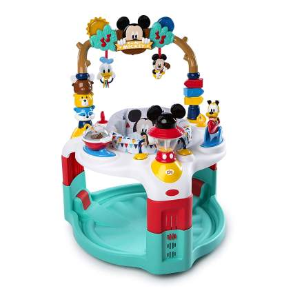 Disney Baby Mickey Mouse Activity Saucer