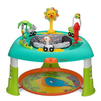 Infantino 2-in-1 Sit, Spin & Stand Entertainer