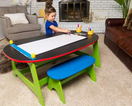 MMP Living Multifunctional Art Table and Activity Play Table