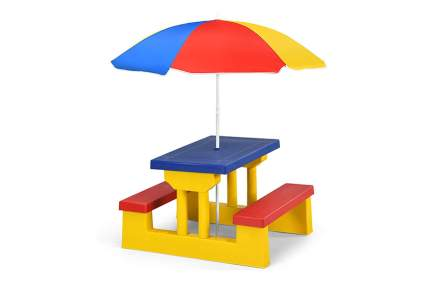 Costzon Toddler Picnic Table