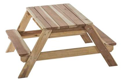 Jack and June Kids Picnic Table