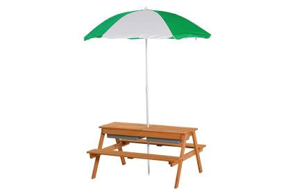 Outsunny Kids Picnic Table