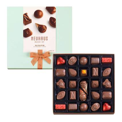 Neuhaus chocolate box
