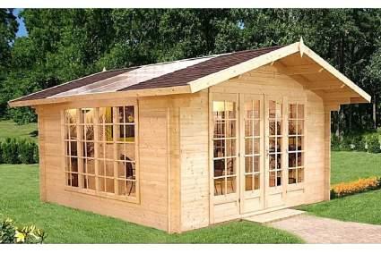 Allwood Summerlight Cabin Kit