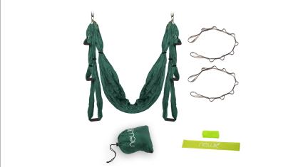 aerial yoga hammock swing