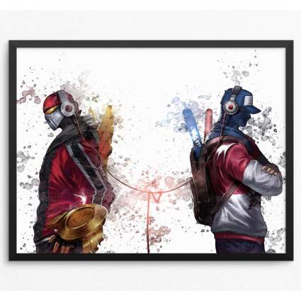League of Legends gifts Print