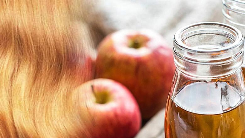 apple cider vinegar shampoos