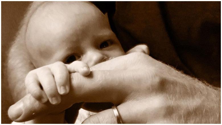 baby archie photo