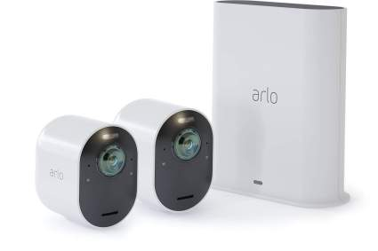 Arlo Ultra IP Camera two IP cameras