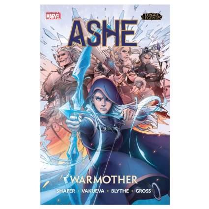 ashe warmother comic