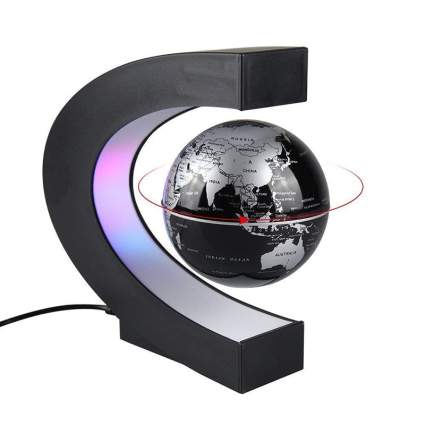 Aukee Magnetic Floating Globe Weird Gadgets