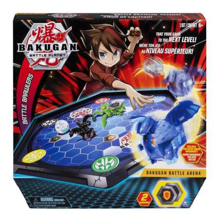Bakugan Battle Arena, Game Board Collectibles