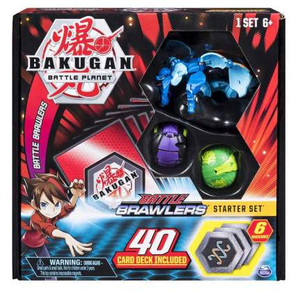 Bakugan, Battle Brawlers Starter Set