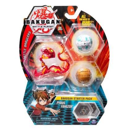 Bakugan Starter Pack 3 Pack