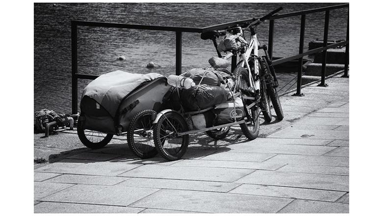 best bike trailer