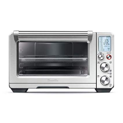 stainless steel smart oven