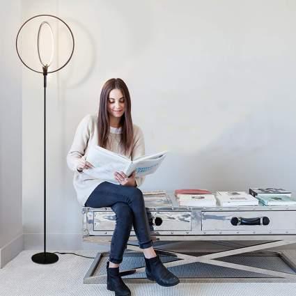 Brightech Eclipse LED Floor Lamp amazing gadgets