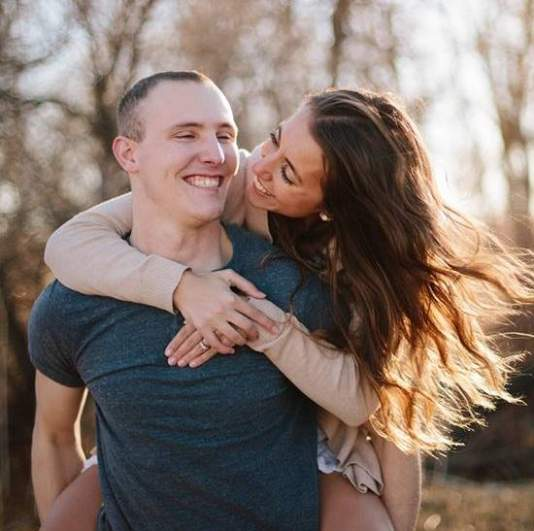 Bryan and Ashley Weikel